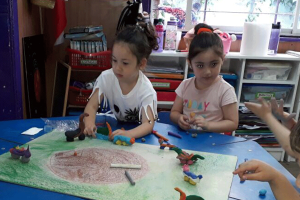 Actividades con los niños